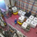 Limpeza química industrial