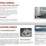 Empresa de decapagem quimica