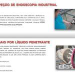 Empresa de inspeção endoscopia